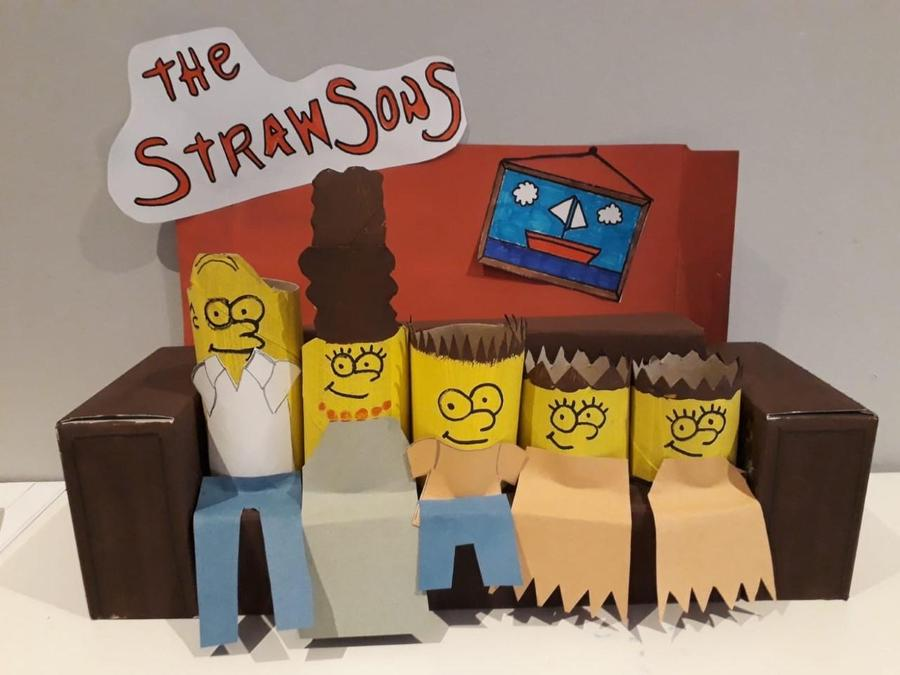 'The Strawsons'