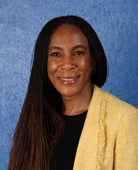 Faramade Alawaye, Deputy Head - Non Voting Observer