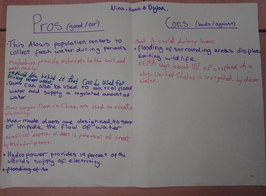 Pros and Cons 2