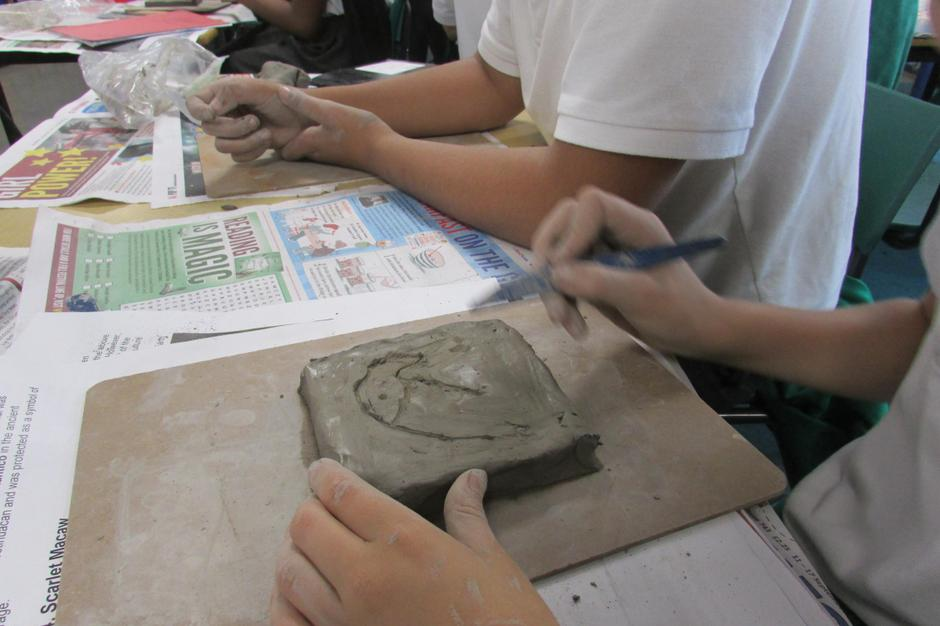 Y6 - Sculpture
