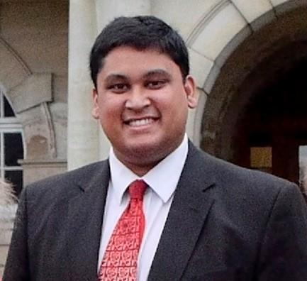Cllr Arjun Mittra, Barnet LA Governor