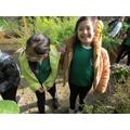 Science- Exploring plants in the garden
