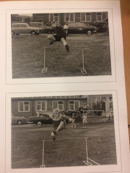 Sports Day 1969