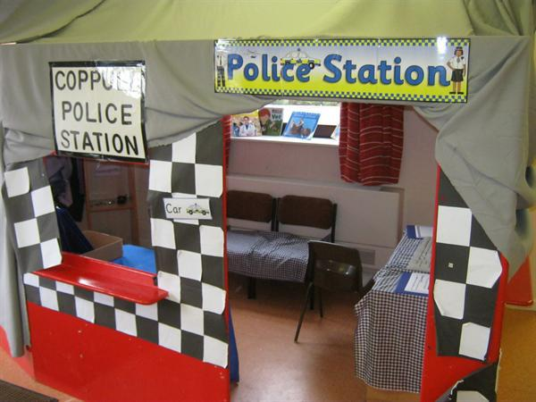 Y1 Role Play Area
