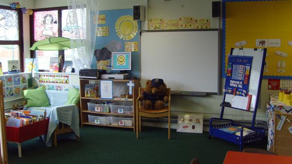 Look at our classroom