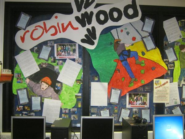 Y5 & Y6 Robinwood Display