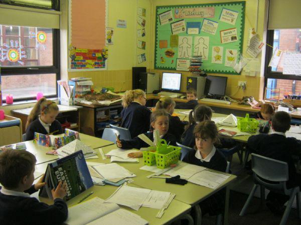 Y4 Classroom