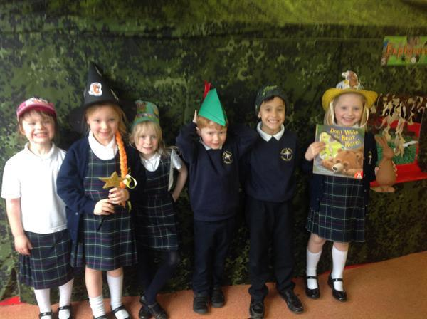 Y1 'Story Heads'!