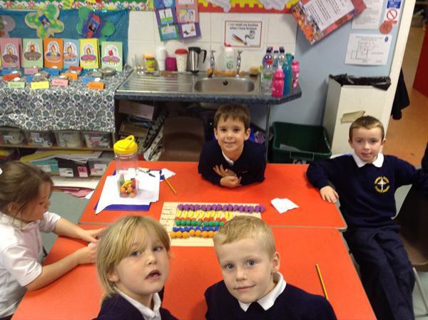 Fruit Pictograms during Maths Week