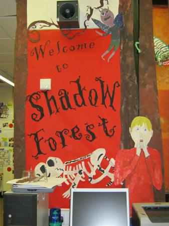Shadow Forest Display