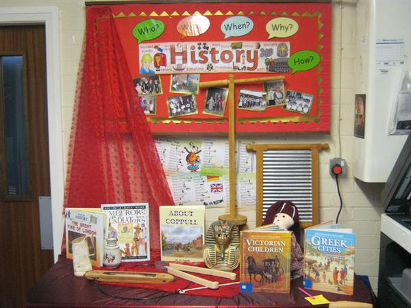 History Question Table