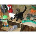 Y4 Rainforest Animals