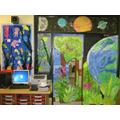 Y6 - Classroom Door