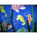 Y6 - Oil pastel Fish