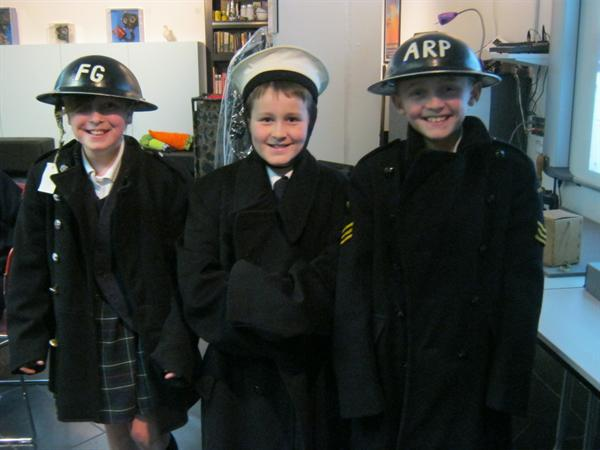 Visiting the Imperial War Museum