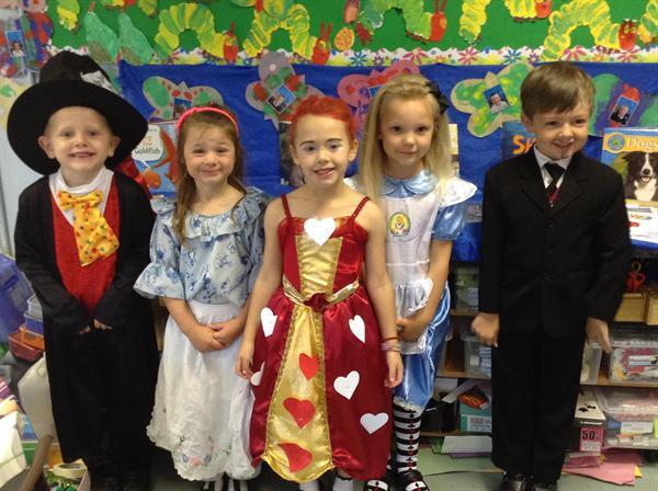 Alice In Wonderland Day