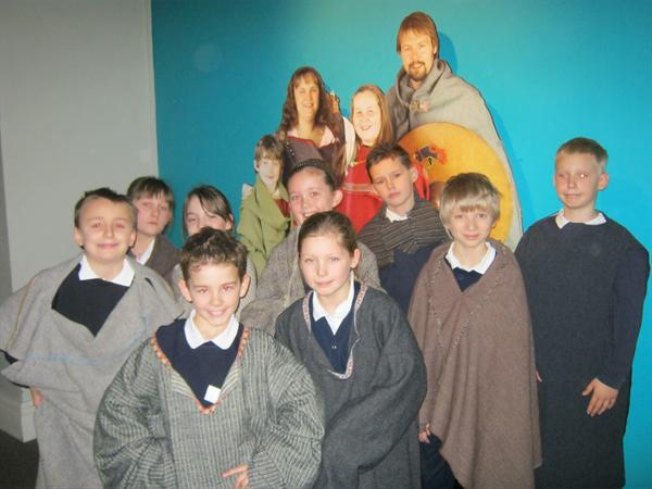 Pretending to be Anglo-Saxons