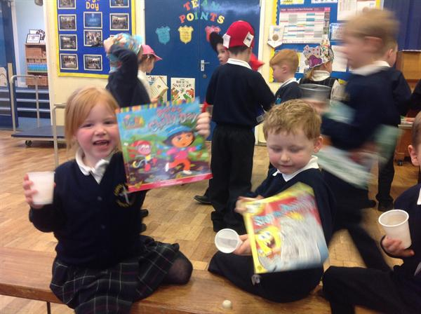 World Book Day - Book Swap