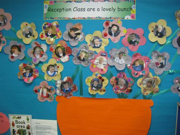 Reception are a lovely bunch!