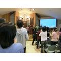 Japanese church.