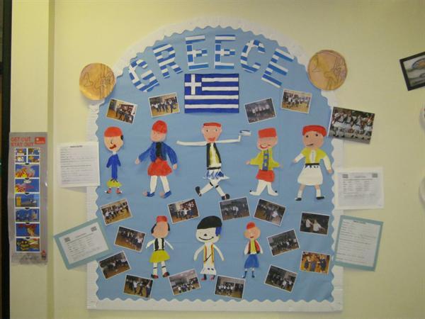 Y4 Greece Display