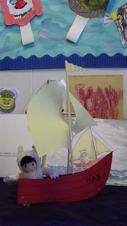 Mrs Winward's wonderful small world
