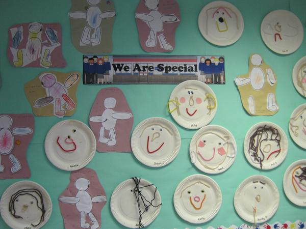 Reception Class Display