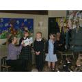 Y2 Horrid Henry stories for Mrs Whisker