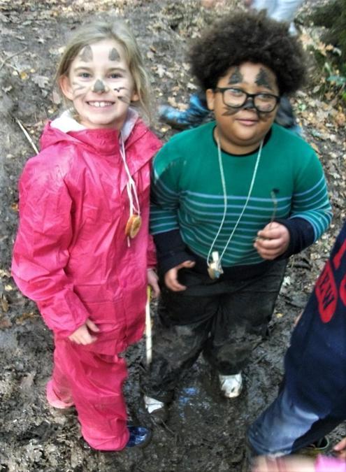 We LOVE mud!