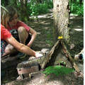 Creating Fairy Homes