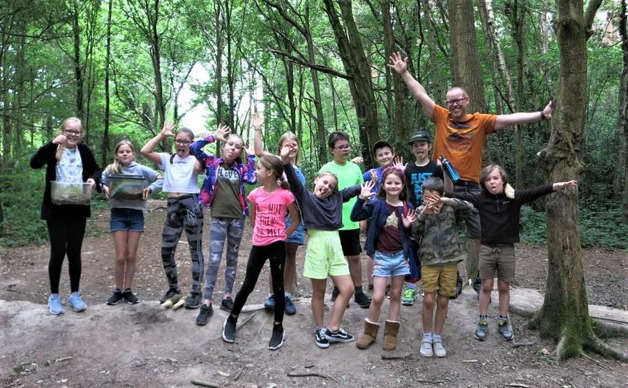 Our Forest School home