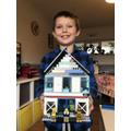 Blake the Great Lego Creator