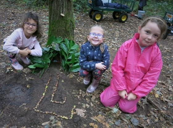 Group effort to make a fairy palace
