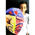 Romeo's Roman shield design. Well done!