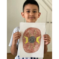 Ryan's Roman Shield Design