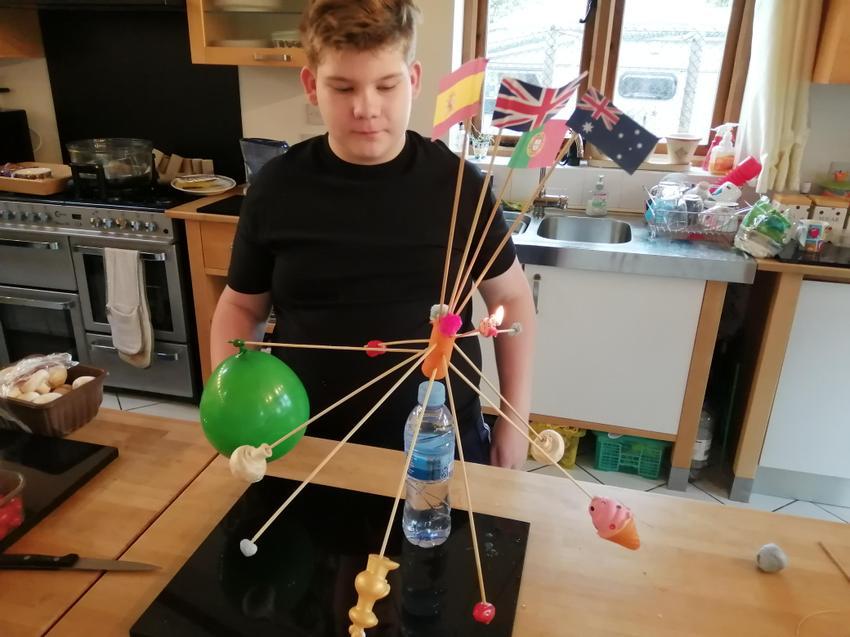 STEM Activity by Matthew!