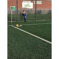 A great corner kick