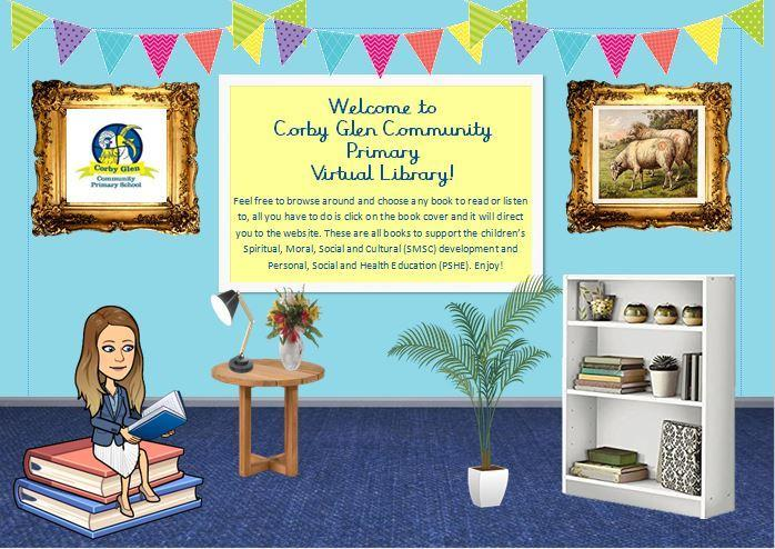 Welcome to our virtual library!