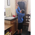 Ringing the bell for Holy Communion