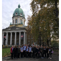 Deer Park pupils at the Imperial War Museum