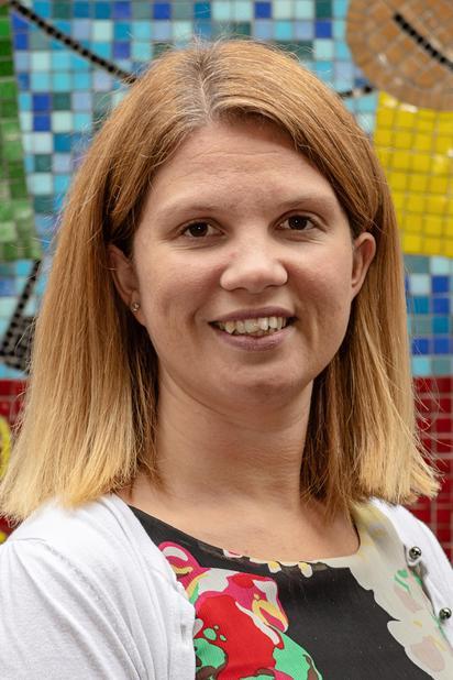 Mrs Ingleby - SENCo