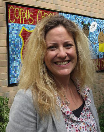 Mrs Joanna Hooper - Foundation Governor