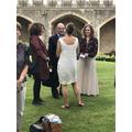 Francesca Simon, Jenny Agutter & David Suchet CBE