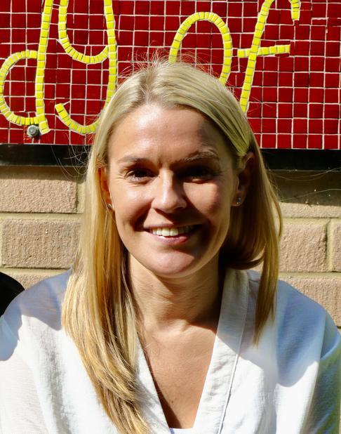 Miss Vella - PE Teacher
