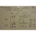 Yr 3 - Expanded column subtraction with exchanging