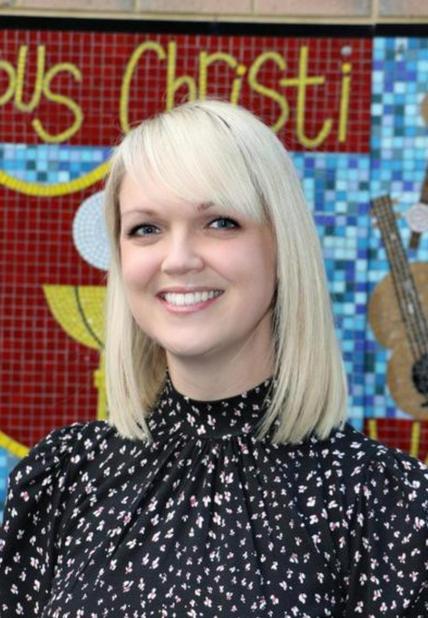 Mrs Jenna Lucas - Staff Governor