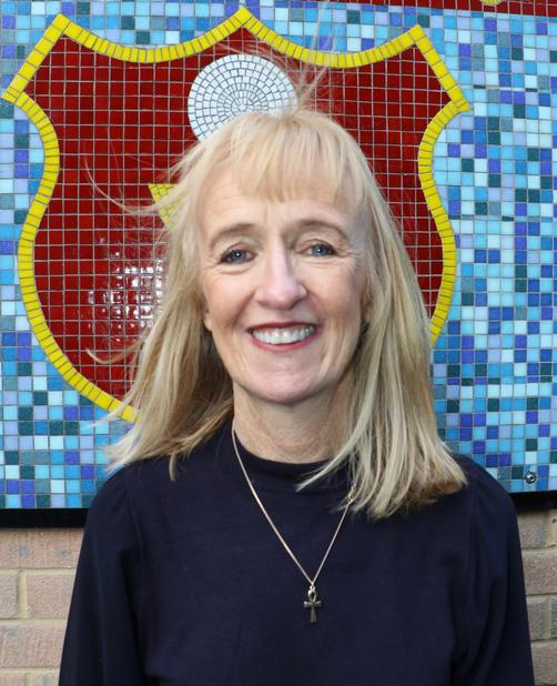 Mrs Boyce - Deputy Headteacher