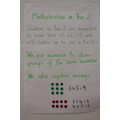 Yr 2 Multiplication