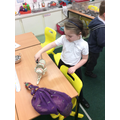 Exploring the Indian artefacts