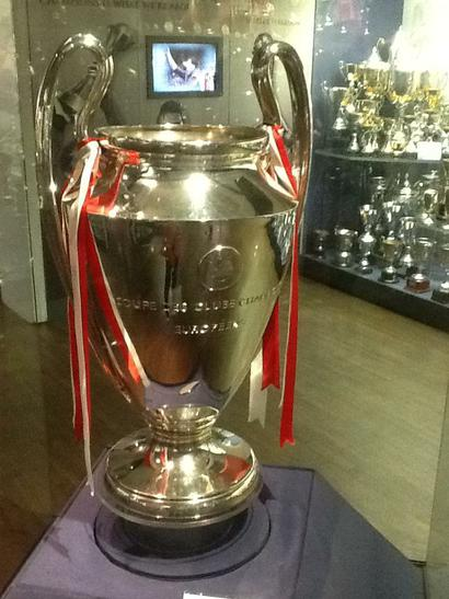 The Champion League's Cup